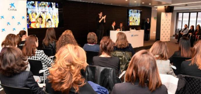 Caixabank organiza una jornada sobre liderazgo femenino for Oficinas caixabank valencia