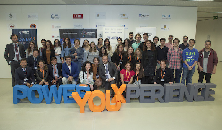 09.05.2018. Andalucia. Sevilla. Evento Power to You organizado por Human Age Institute en la universidad Loyola. Foto: Gogo Lobato